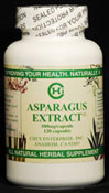 Asparagus Extract - Natural Healing Remedies