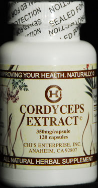 Cordyceps Extract for immune system