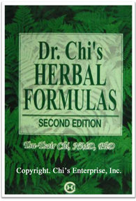 Dr Chi Herbal Formulations Book