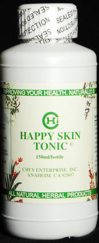 Happy Skin Tonic for Skin Problems