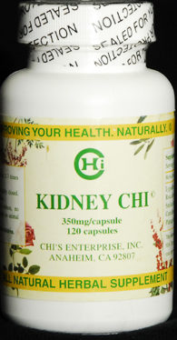 Kidney Chi - Natural Remedy