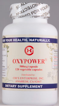 OxyPower - Herbal Supplement for energy