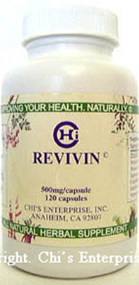 Revivin - Natural remedy for immunity