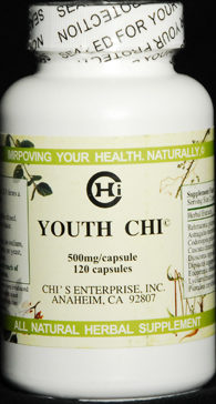 Youth Chi - Natural remedy for osteoporosis