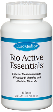Bio Active Essentials by EuroMedica - Multi-vitamin