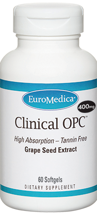 Clinical OPC by EuroMedica - Antioxidant