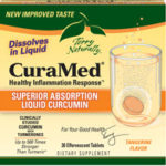 CuraMed Effervescent - Curcumin Supplement