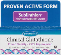 Clinical Glutathione by EuroMedica