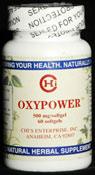 Oxypower - Natural Herbal Remedies