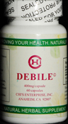 Debile - Natural Gallbladder Treatment