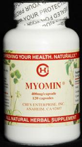 Myomin for Estrogen Dominance