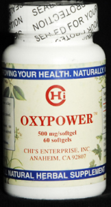 Oxypower-for lung health